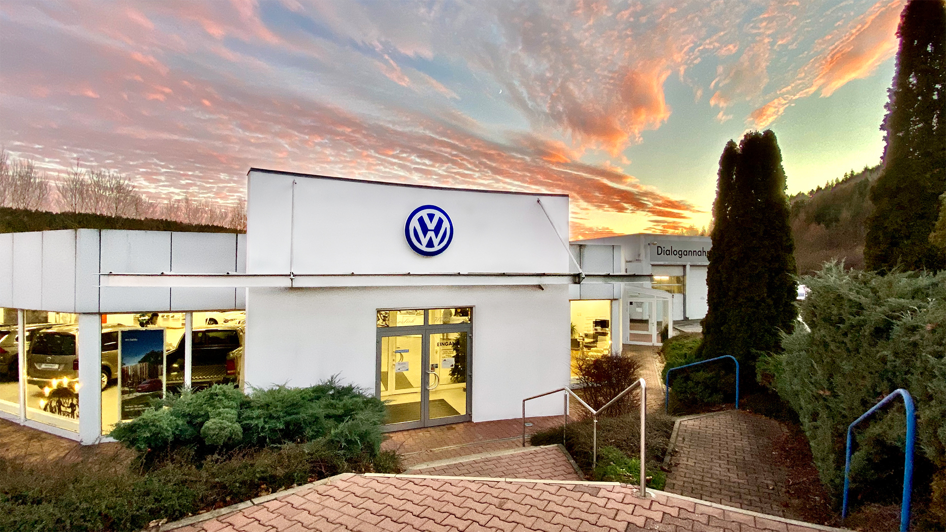VW-Haus in Aue-Bad Schlema / OT Alberoda